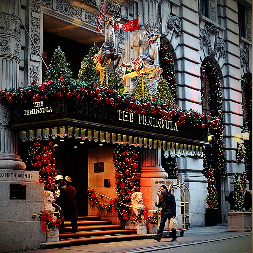 fifth ave christmas