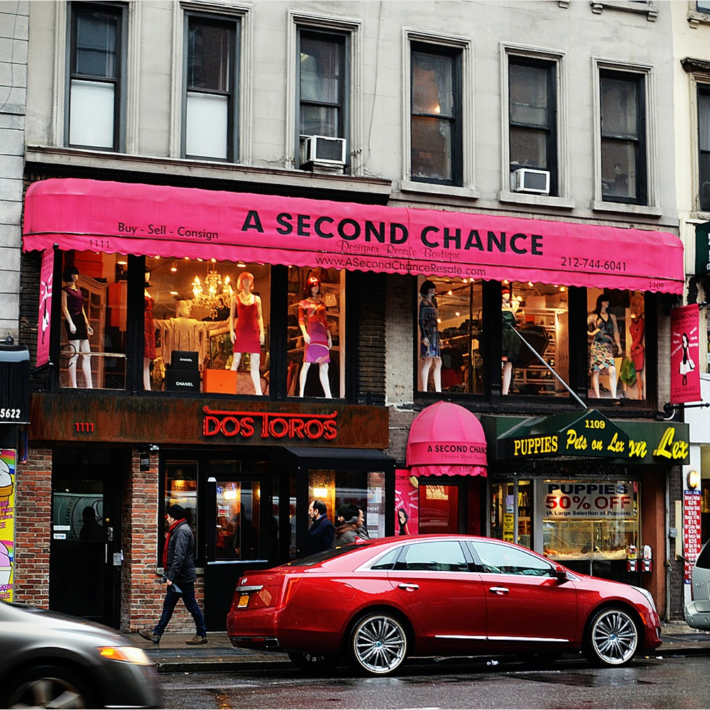 a second chance consignment ues