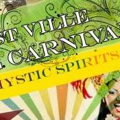 East Ville de Carnivale Tequila & Wine Tasting (We're Sending You!)
